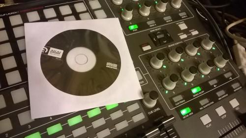 Ableton Live Lite, поставляемый с Akai Apc 40