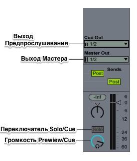 Master Input Output etc