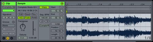 Audio Clip