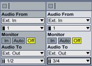 Audio To 2 Outputs