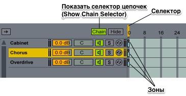 Chain Selector