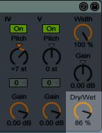 Resonators Dry:wet