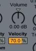 Velocity and Volume