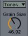 Tones Regulator