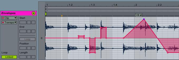 Transposition Modulation