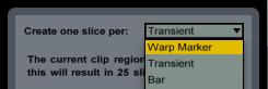 Create 1 Transient Per Marker