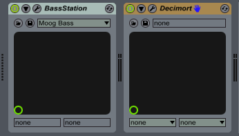 VST Plugins in Track View
