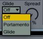 Simpler Portamento And Glide