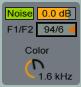 Analog Noise Section
