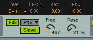 Analog Fil 2 Slave