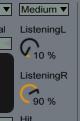 Collision Listening L R