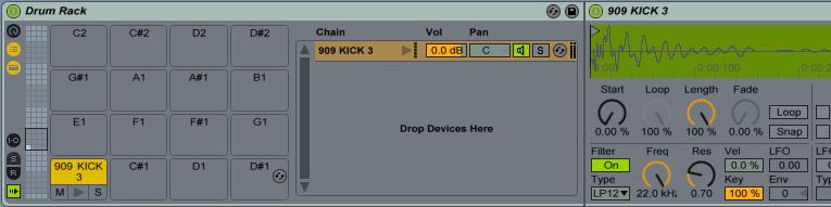 Drum Rack Full View