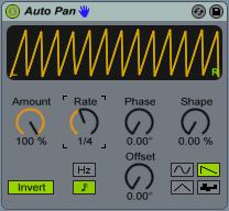 Auto Pan Phase 0