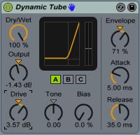 Dynamic Tube View