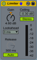 Limiter View