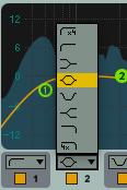 Filter Curves