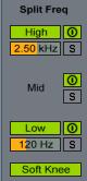 Multiband Dynamics Hi Mid Low