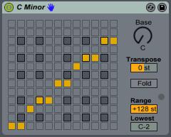Scale C Minor