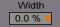 Utility Width