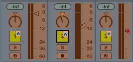 Key Mapping  в Ableton