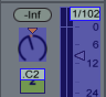 Midi Channel And Note Mapping