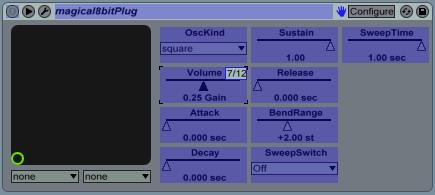 Plugin Configure 1
