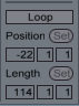 Loop Position Set