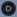 """D"" icon"