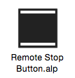 Remote Stop Button
